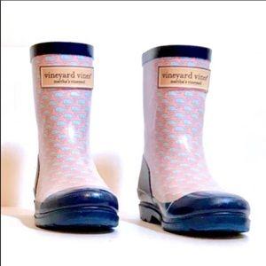 Vineyard Vines rain snow boots